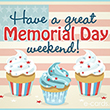 Memorial Day Weekend<br/>(free)