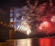 Golden Gate Bridge Aniversary