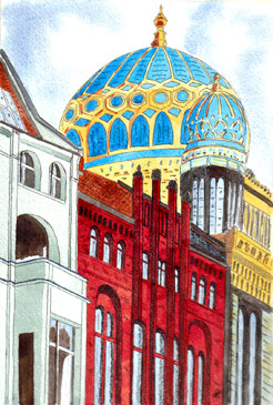 Synagogue - Bianca Marsden-Day (1558852253)