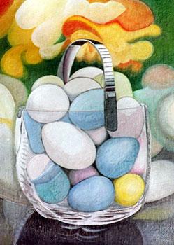 Easter Eggs - Cindy Merritt (1033585215)