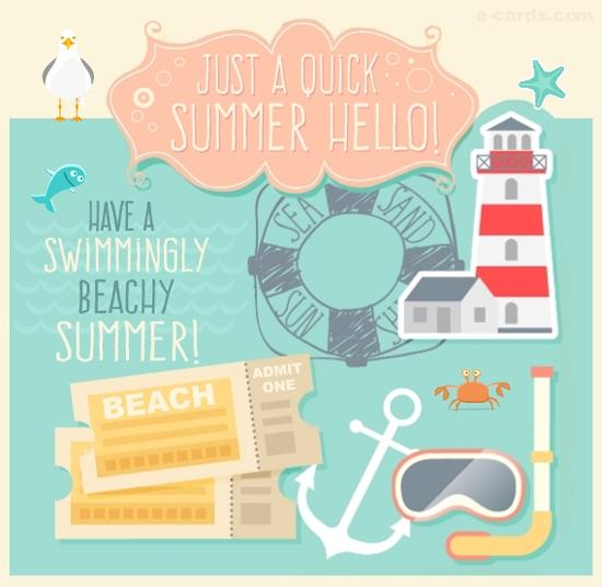Summer Hello