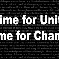 Time for Change (MLK)<br/>(free)