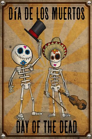 DÌa de los Muertos -  (6119795777)