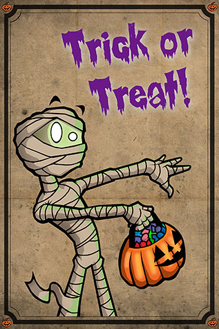Mummy Treats -  (6119891782)
