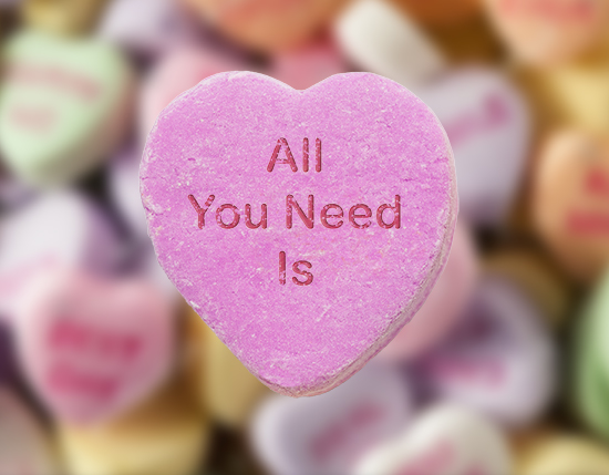 All You Need Is... -  (9120089589)