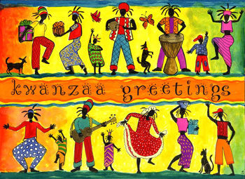 Kwanzaa - Karen Bates (1023372868)