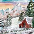 Snow Cabin<br/>(free)