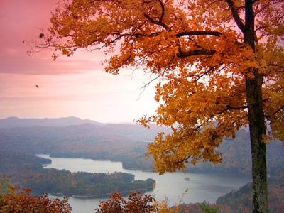 Cumberland Trail in Autumn